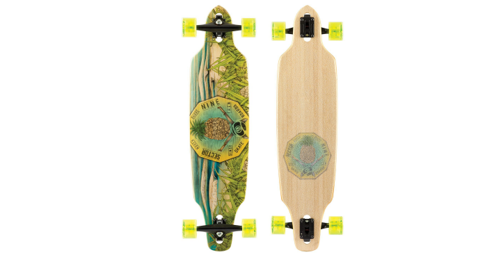 sector 9 mini lookout longboard review