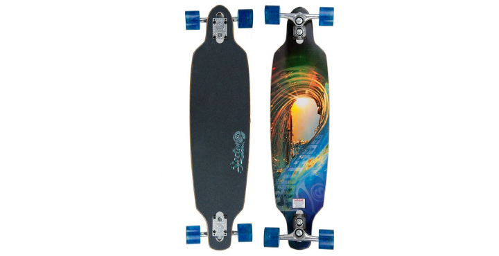 sector 9 fractal longboard review