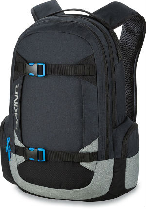 dakine mission skateboard backpack review