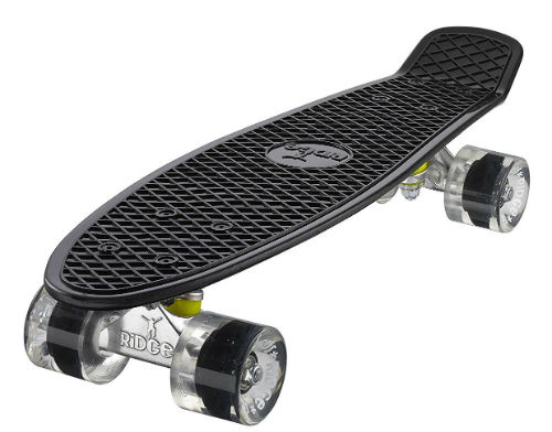 black ridge skateboard