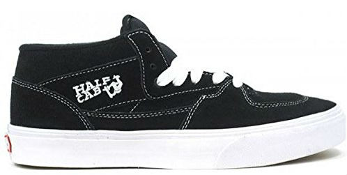 vans half cab longboard shoes