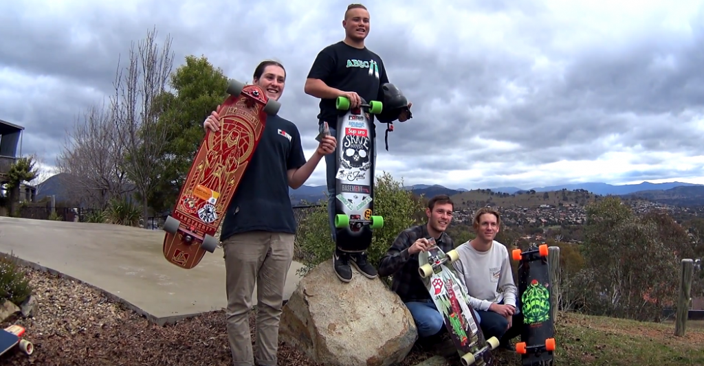 longboard race winners