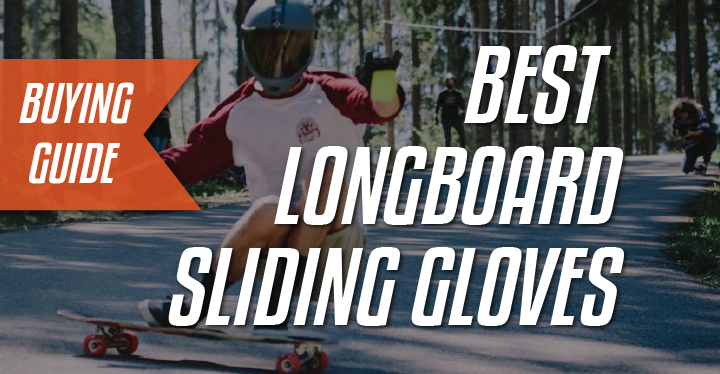 best longboard sliding gloves