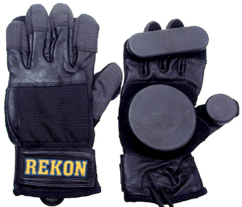 Rekon sliding gloves