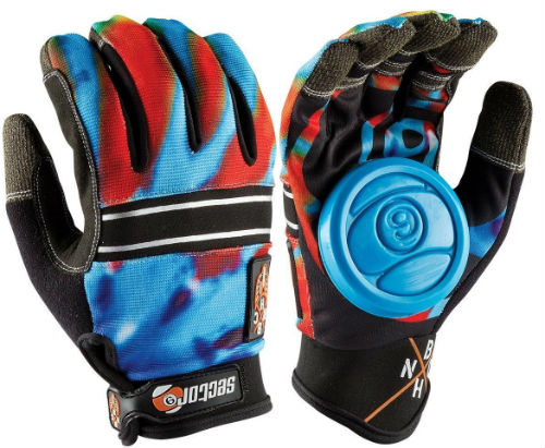 sector9 bhnc longboard sliding gloves