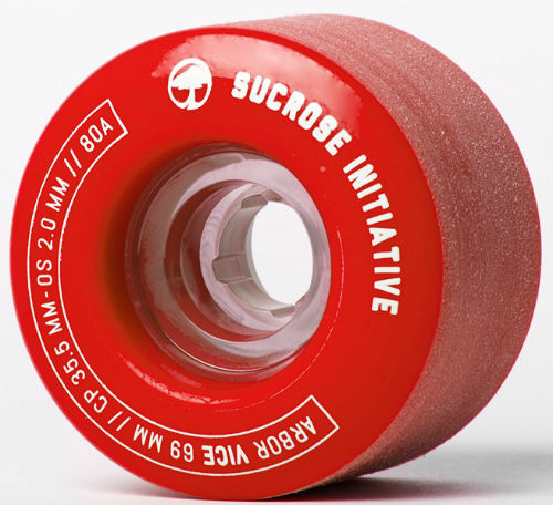 arbor vice longboard wheel