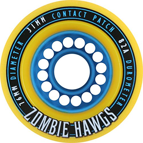 hawgs wheels zombie