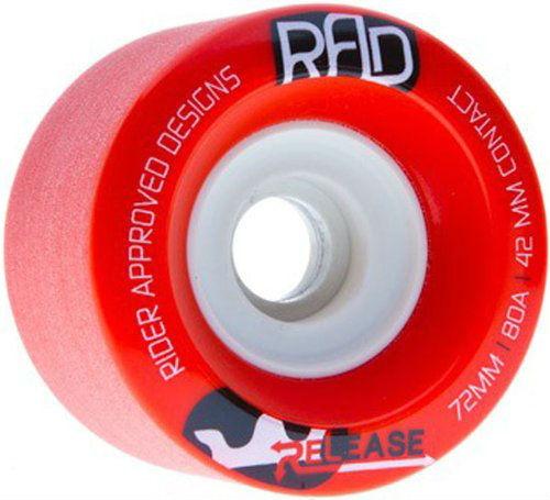 rad rider longboard wheels